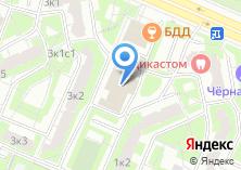 Компания «Магазин фастфудной продукции на ул. Знаменские Садки» на карте