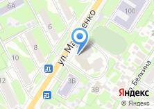 Компания «Видео Интернешнл» на карте