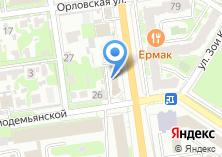 Компания «Тула-Exchange» на карте