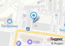 Компания «Максстор» на карте