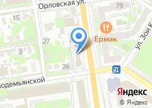 Компания «Фруктовые букеты» на карте