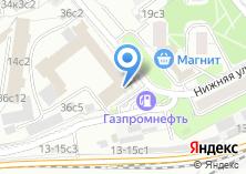 Компания «Miro Consulting» на карте