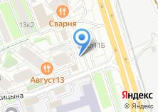 Компания «Keymas» на карте