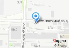 Компания «GLT» на карте