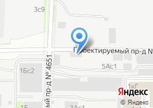 Компания «Оптсклад» на карте