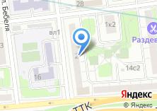 Компания «МедикСити» на карте