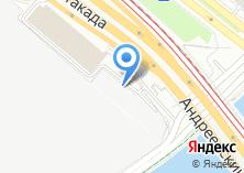 Компания «СПЕЦПРОМТЕХНОЛОГИИ» на карте