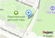 Компания «Часовня Воздвижения Честного Креста» на карте