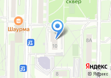 Компания «H1» на карте