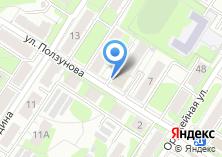 Компания «Тульский арматурно-изоляторный завод» на карте