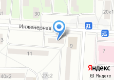 Компания «Участковый пункт полиции Алтуфьевский район» на карте
