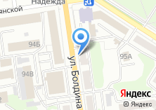 Компания «Фактортех» на карте
