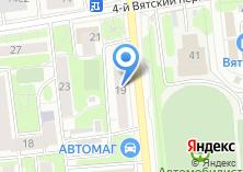 Компания «ВЕГА-ТВ» на карте