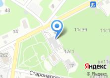 Компания «Управа района Южное Бутово» на карте