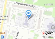 Компания «Детский сад №2587» на карте