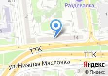Компания «Студия Натальи Жуковой» на карте