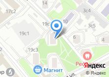 Компания «Шарапова А.М. и партнеры» на карте