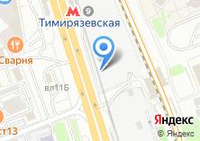 Компания «Русатлет» на карте
