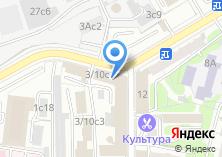Компания «Амалко» на карте