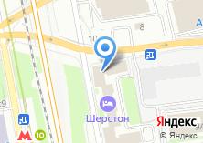 Компания «Вестник промышленности» на карте