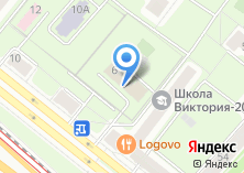 Компания «Межшкольный учебный комбинат №13» на карте