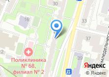 Компания «Ваш автомобиль» на карте