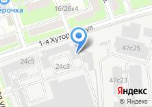 Компания «АРСПОРТ» на карте
