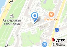 Компания «Ситэм» на карте