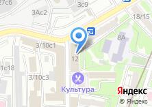 Компания «Солнечный круг» на карте