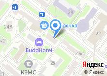 Компания «Проект Люди Искусства» на карте