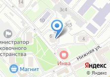 Компания «FRIDAYS Logistic» на карте