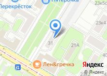 Компания «СК Сервис» на карте