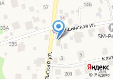 Компания «Универсам №5» на карте