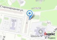 Компания «Краски Москвы» на карте