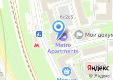 Компания «AxiomSport» на карте