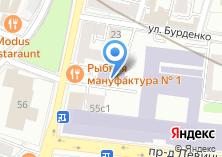 Компания «Золотое сечение» на карте