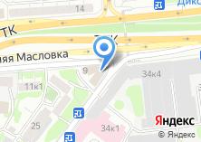 Компания «Проф-Медиа» на карте