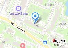 Компания «ОДС Инженерная служба района Северное Бутово» на карте