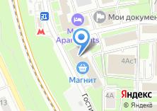 Компания «Фаворит Телеком» на карте
