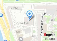Компания «АРБАТ-ТАУЭР» на карте