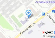 Компания «Основная общеобразовательная школа №9» на карте