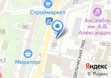 Компания «Вятич-Т» на карте