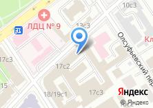 Компания «Danko» на карте