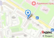 Компания «Тульская строительная компания» на карте