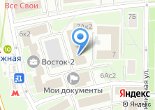 Компания «АДТ Сервис» на карте