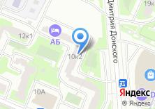 Компания «Калитта» на карте