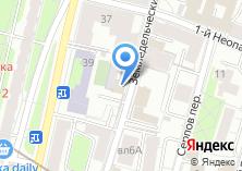 Компания «Скульптор» на карте