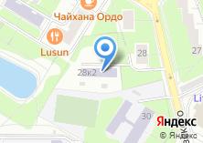 Компания «Детский сад №2015» на карте