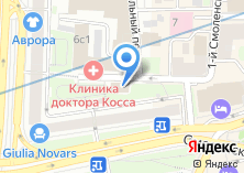 Компания «AtеЛьеL» на карте