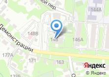 Компания «Спецстройпроект» на карте